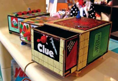 giochi da tavolo 5 scatole
