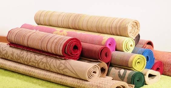 vecchi tappeti