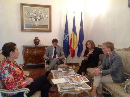 2 Incontro Ambasciata Romania