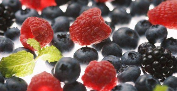 frutti di bosco epatite a