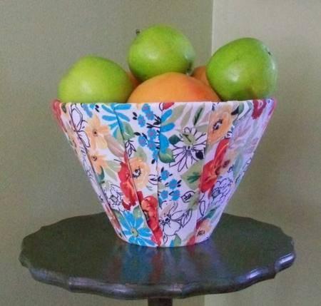 fruttiera 10 paralume