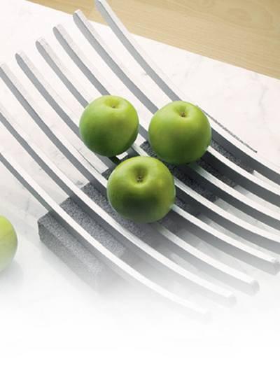 fruttiera 4 grucce ometti