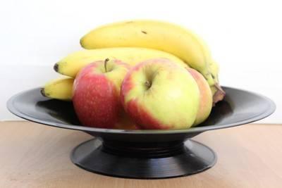 fruttiera 5 disco vinile