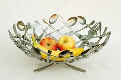 fruttiera 8 posate