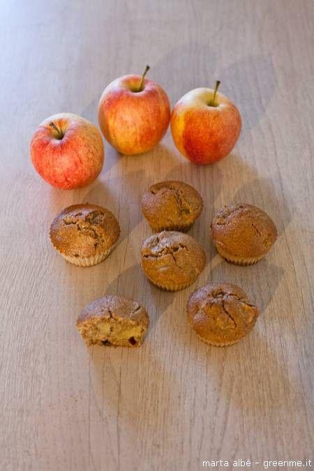 muffin mela uvetta 1