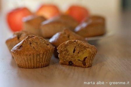 muffin mela uvetta 2