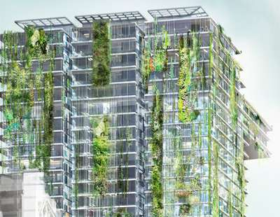 patric blanc sidney giardino verticale