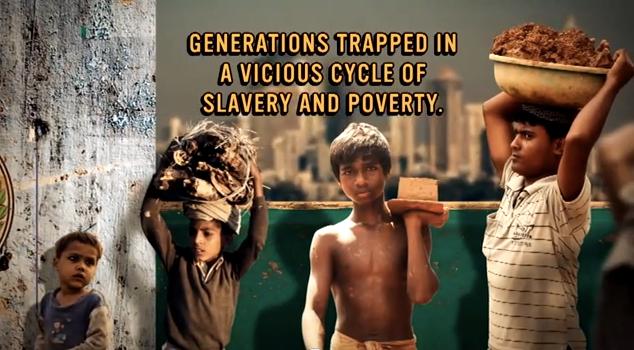 schiavitu india