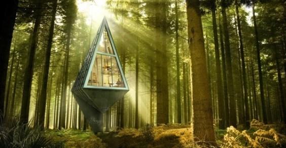 Single Pole House cover