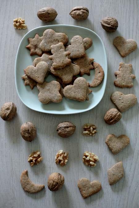 biscotti integrali noci 5