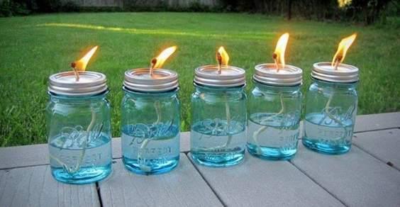 candele a olio cover