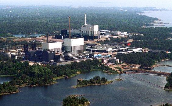 centrale nucleare svezia