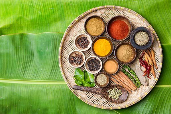 curry spezie