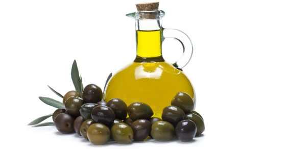 olio oliva latte materno