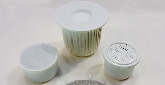 capsule cialde biodegradabili