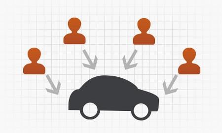 carpooling grafica