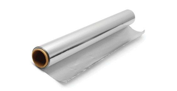 carta stagnola alluminio