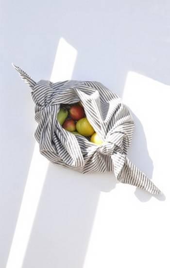 furoshiki portapranzo