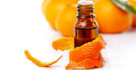 olio essenziale arancio