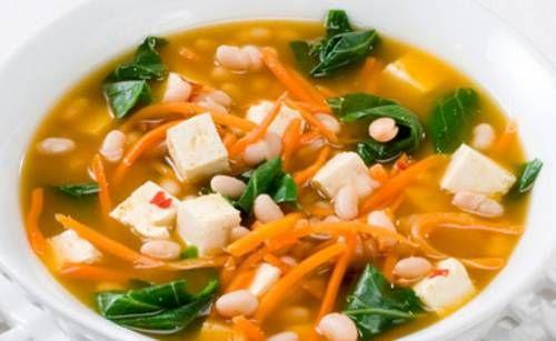 zuppa avena