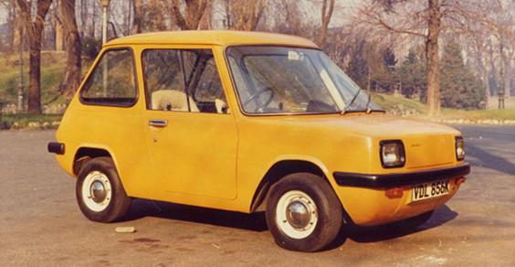 1Enfield 8000 prima auto elettrica