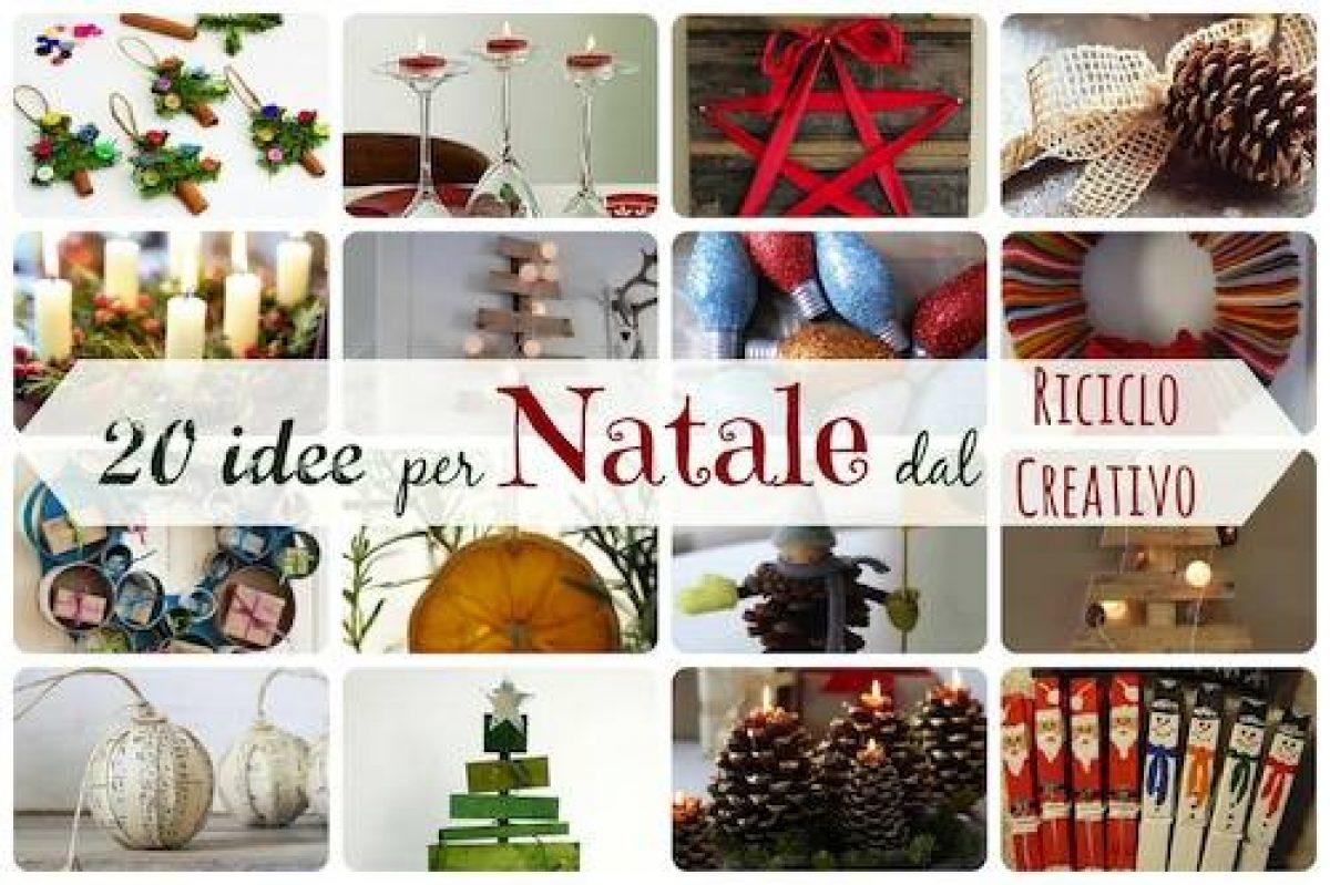 Idee Di Riciclo Per Natale 20 idee per natale dal riciclo creativo - greenme.it