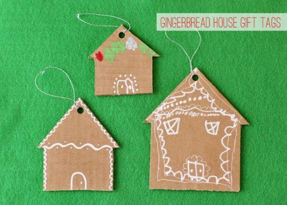 cardboard-gingerbread