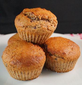 farina di mais 4 muffin