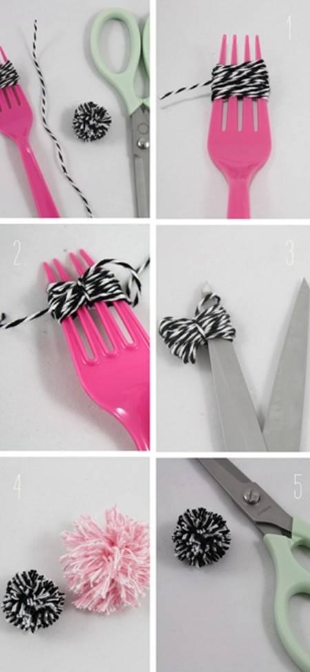 forchetta forbici