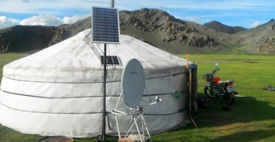 mongolia fotovoltaico