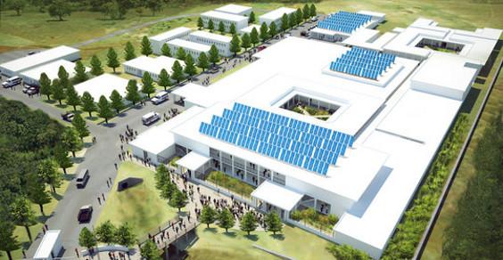 ospedale fotovoltaico haiti