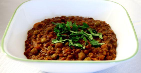 seitan lenticchie