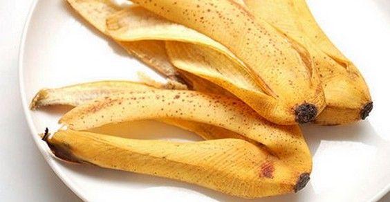 trucchi bizzarri orto giardino banane