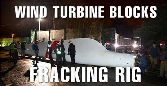 turbina eolica protesta fracking 1