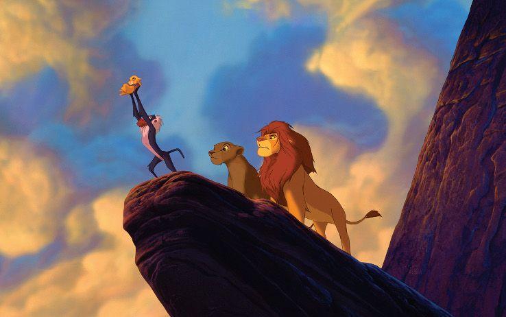 12 il re leone