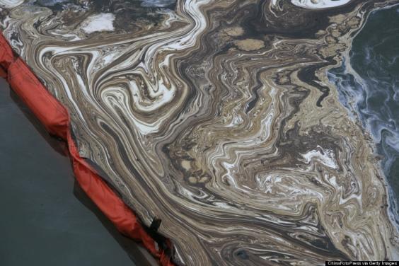 6. Fuoriuscita di petrolio
