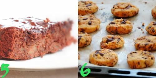 10 Ricette Vegetariane Senza Zucchero per tutti