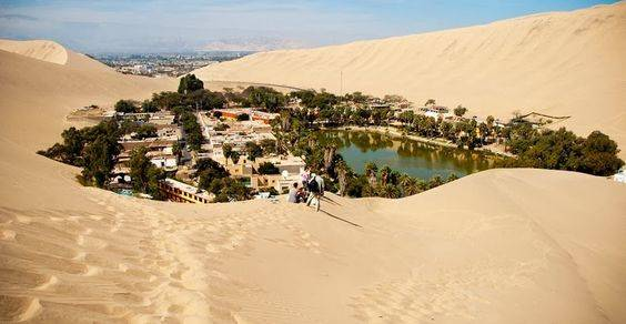 huacachina peru cover