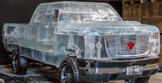 ice truck cover