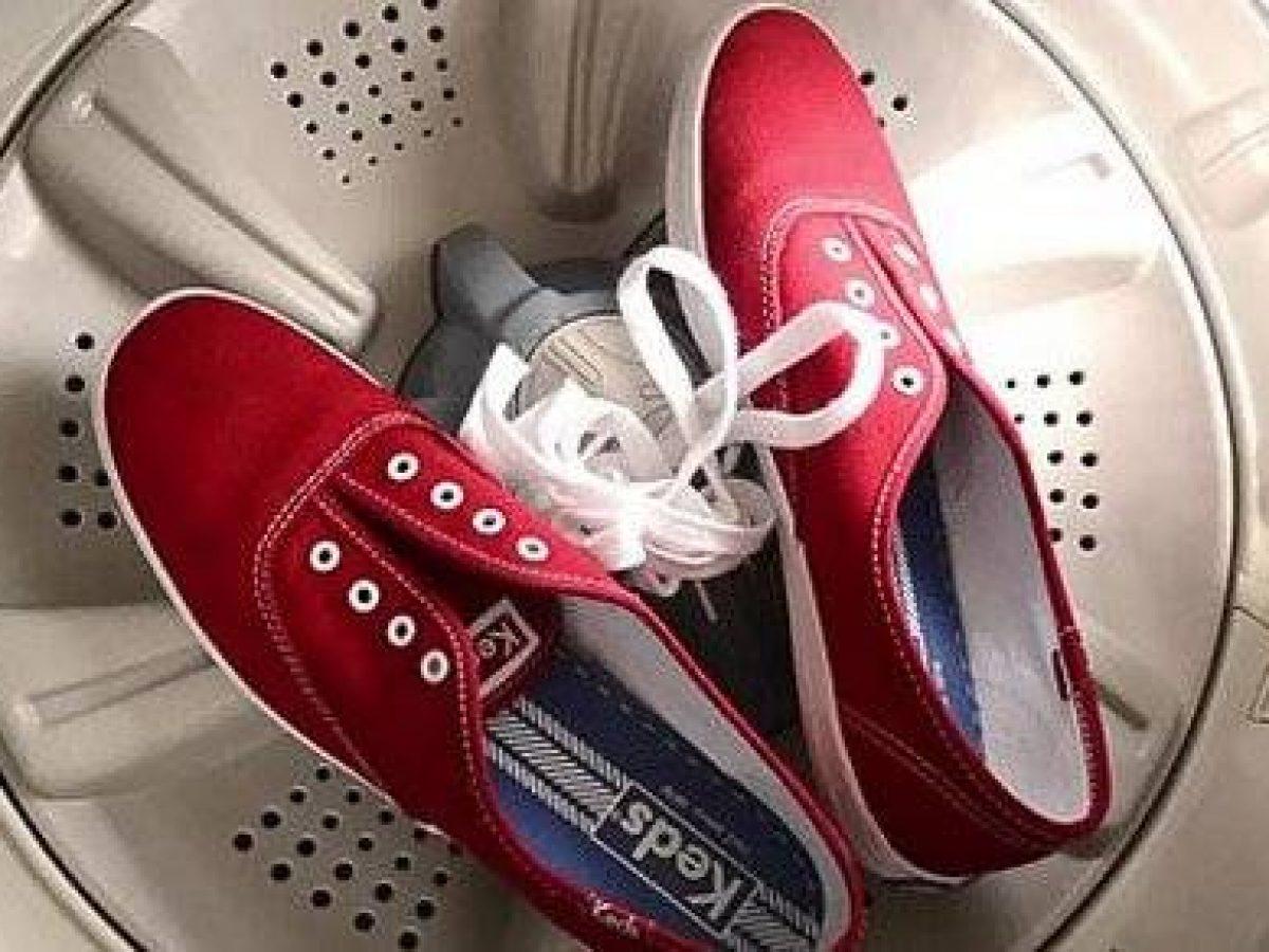 Come lavare le scarpe da ginnastica in modo naturale