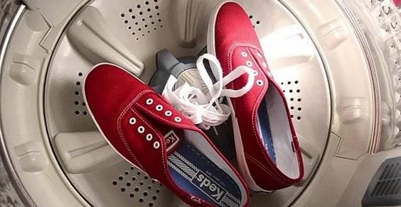 Come lavare le scarpe da ginnastica in lavatrice