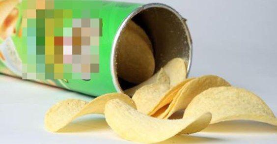tubo patatine