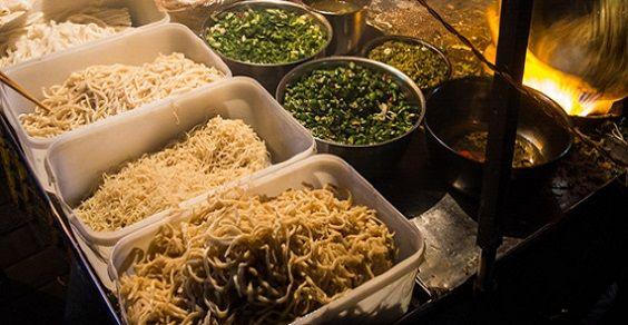 vegani e vegetariani in Cina