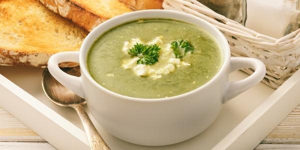 zuppa mela sedano