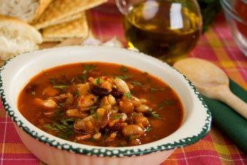 zuppe 9 orzo fagioli