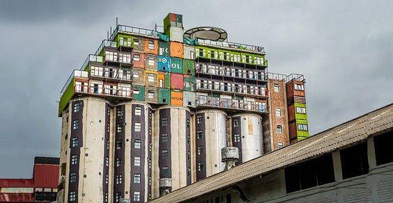 appartamenti container
