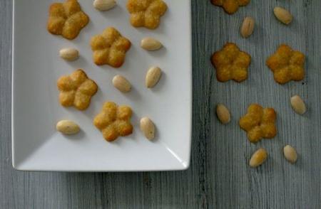 biscotti alle mandorle farina di riso
