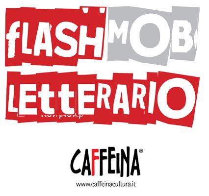 flash mob letterario caffeina cultura