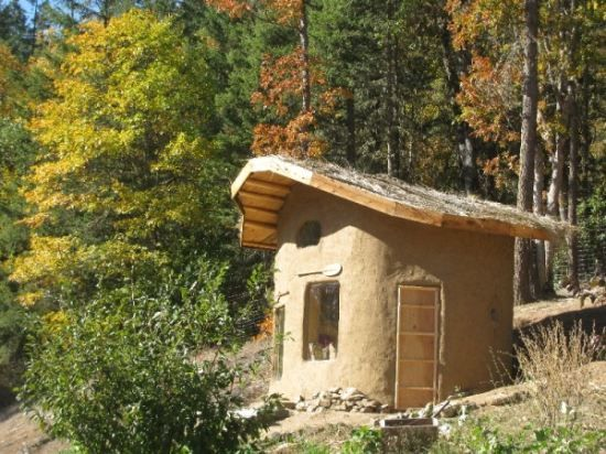 one day cob house