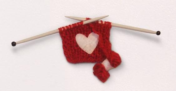 regali maglia uncinetto san valentino